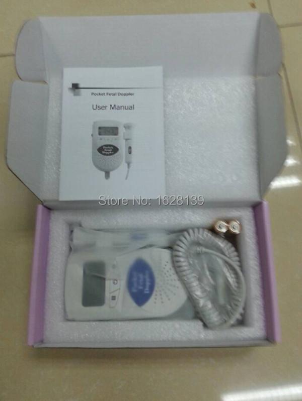 Baby Lcd Fetal Doppler ᗑ Angel Angel Sound Heart Rate Monitor ᗜ
