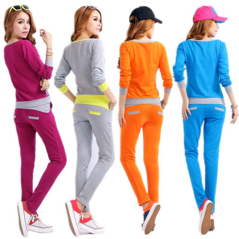 Sports clothes for women