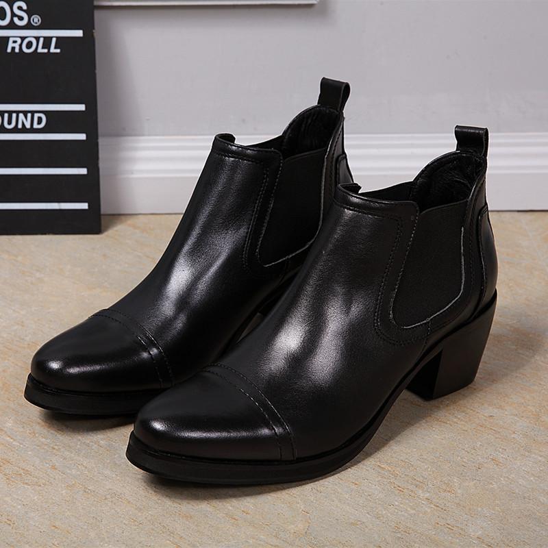 20 cm high heeled mules - 2 7