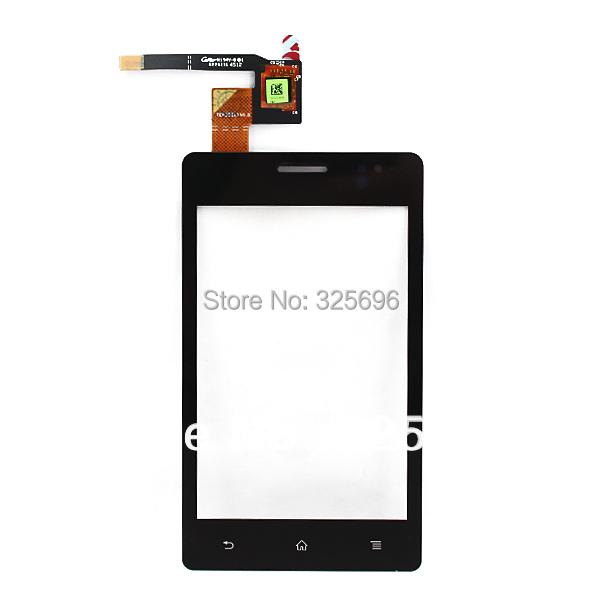 Для Sony Xperia go ST27i сенсорный экран с цифрователем замена, Черный цвет