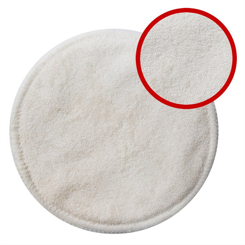 Природные антибактериальные грудное вскармливание колодки, Мягкий бамбуковые уход колодки, Моющиеся грудное вскармливание ( 8 шт. )