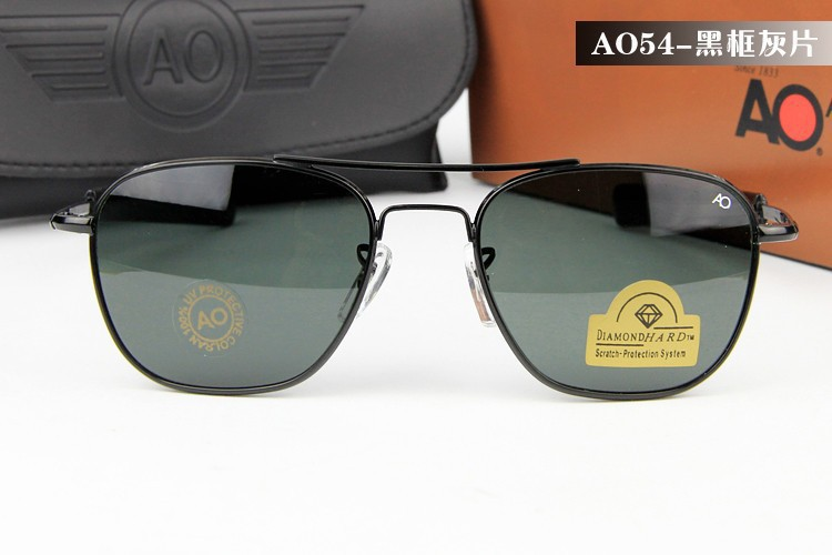 3ff189b584 American Optical 20KGP Diamond Hard Scratch Protection Tempered ...