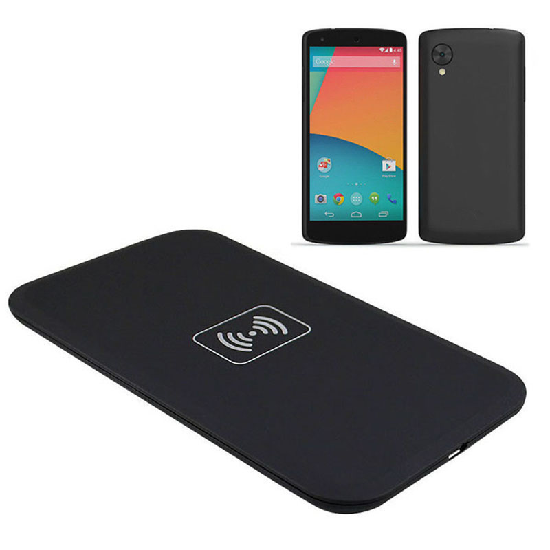 Malloom 2016 Qi Standard Wireless Charger Charging Pad for