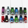 Thomas and Friends figures Thomas Mini Trains PVC Figure Toys 12pcs lot 4 6CM Kids Toys