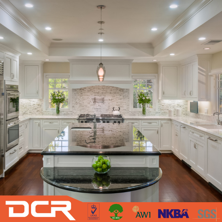 Arch Bevelled Edge Dtc European Kitchen Cabinet Doors With ...