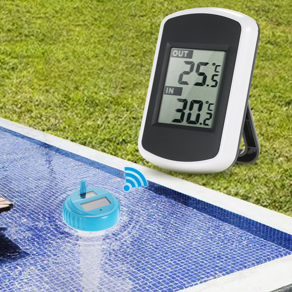 piscine thermom tre sans fil promotion achetez des piscine thermom tre sans fil promotionnels. Black Bedroom Furniture Sets. Home Design Ideas
