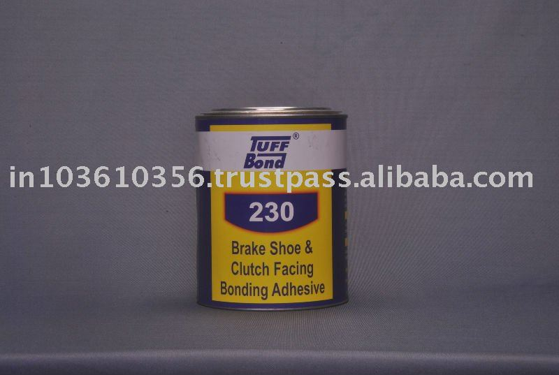 Buy Brake Shoe Bonding Adhesive