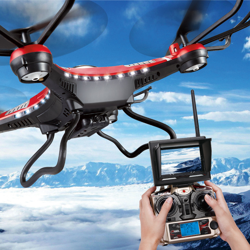 RC Quadcopter With Camera, U818A RC Helicopter  UFO  Can 3D Flip ,2.4g