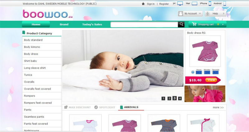 Name of sites for online shopping