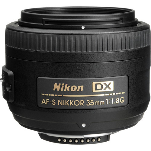 nikon 35 1 8 g lenses dslr af s nikkor 35mm f 1 8g dx lens lente for d3300 d3200 d3100 d5300. Black Bedroom Furniture Sets. Home Design Ideas