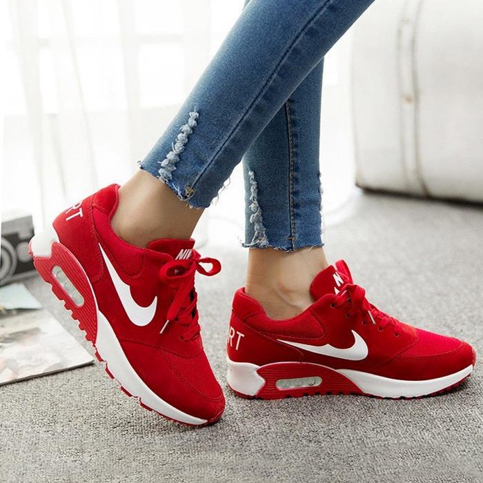 53255619f519 Sport shoes woman 2015 Wedge sneakers women air huaraches sneakers running  shoes for women sneakers women shoes 2015