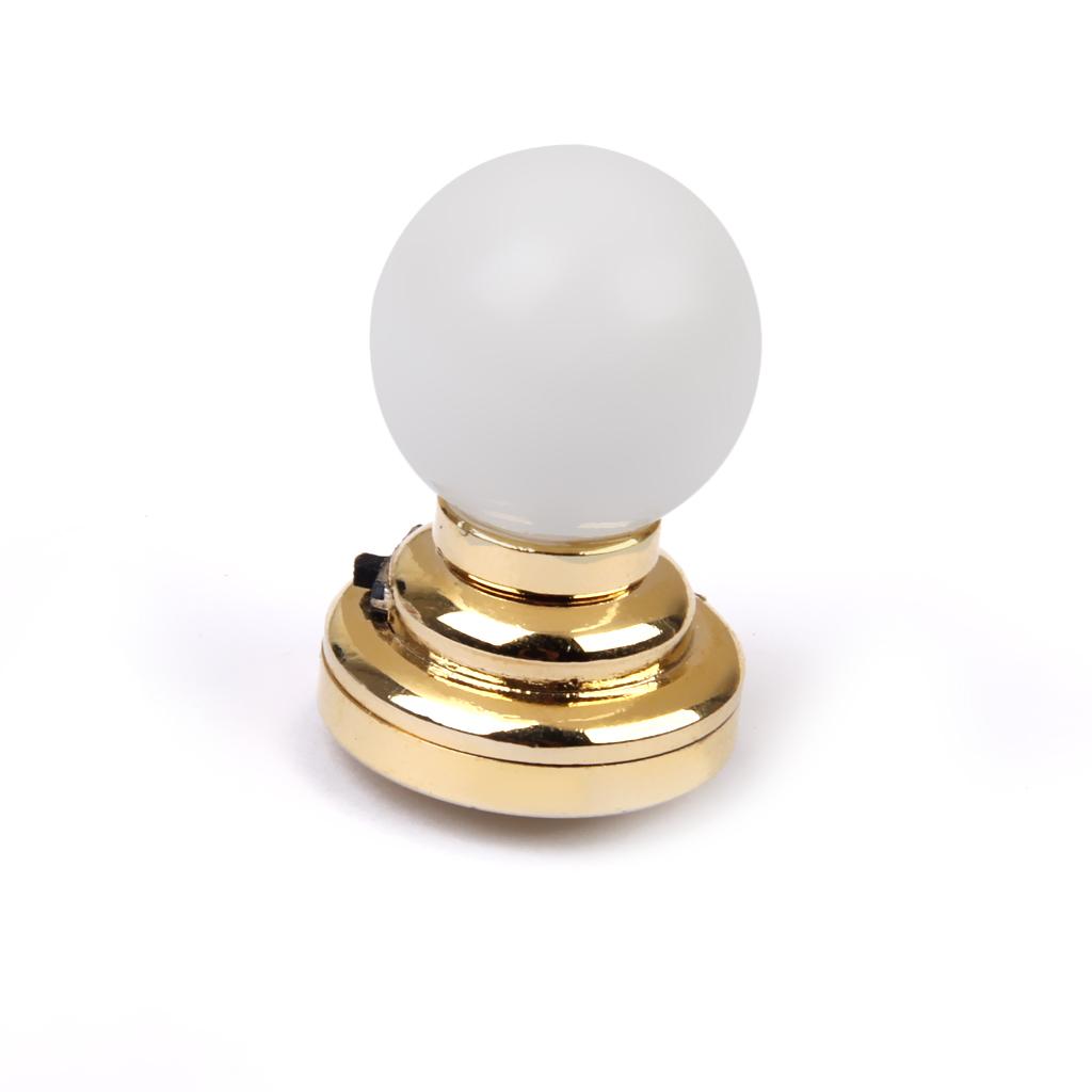 Dollhouse Miniature Lighting Ball Ceiling Light