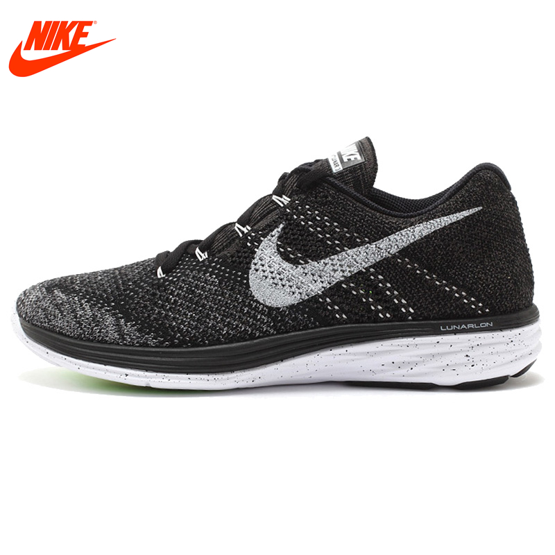 sports shoes da82e eea49 ... discount purple official new arrival authentic nike flyknit lunar 3  mens mesh light running shoes sneakerschina
