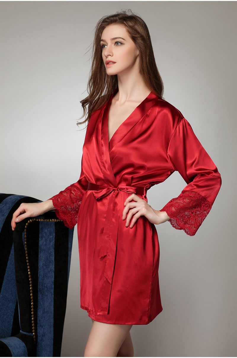 You will not find robes housed in the United States with o ur cut, quality, and price point in the market tentrosegaper.ga Satin Robes for Women and Satin Robes for Girls have a silk like read more. See at Walmart. CONNEXITY. Pretty Robes Satin Silk Robe Kimono Robe Bridal Bridesmaid and Wedding Robe.