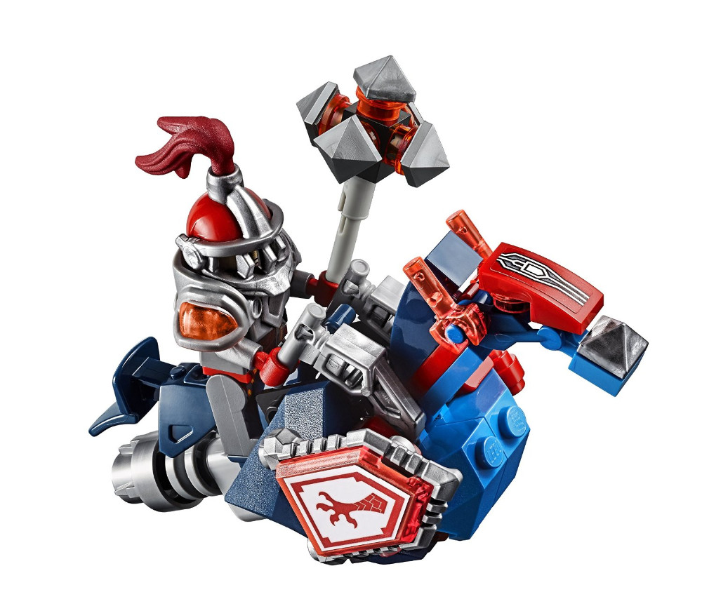 UKLego Nexo Knights Beast Master's Chaos Chariot Combination Building Blocks Kits Toy.