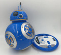 Star Wars RC BB 8 Robot Star Wars 2 4G remote control Action Figure Toys Blue