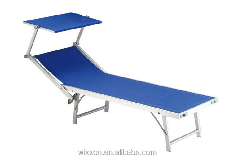 antique plage pliante chaise transat m ridienne chaise longue alu cadre pliant plage. Black Bedroom Furniture Sets. Home Design Ideas