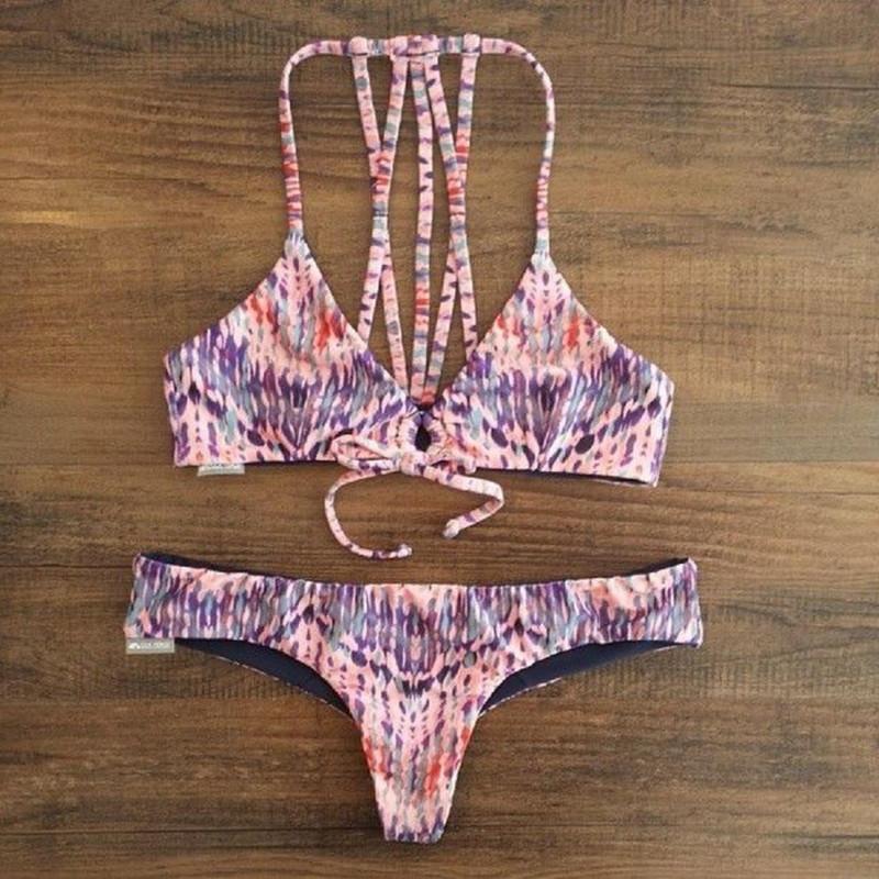 vintage women bikini sets fashion designer swimwear. Black Bedroom Furniture Sets. Home Design Ideas