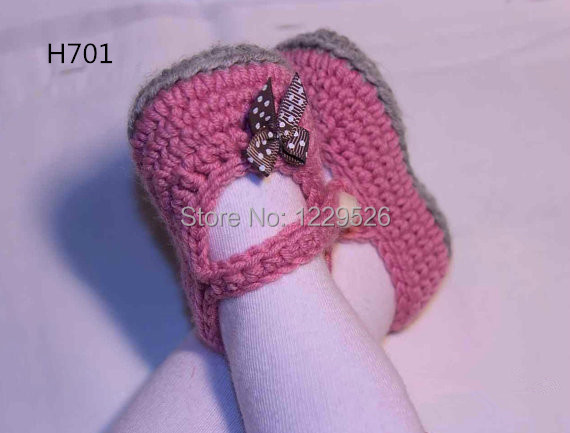 Cotton Baby Shoes