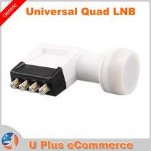 LA4080 Universal Ku Band Twin LNB High Gain Low Noise 0.1db Best Quad HD Digital LNBF hot selling