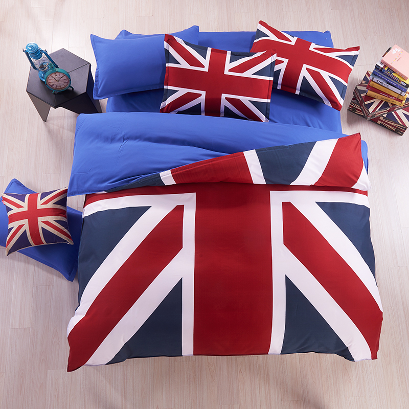 online kaufen gro handel american flag bedspreads aus china american flag bedspreads gro h ndler. Black Bedroom Furniture Sets. Home Design Ideas