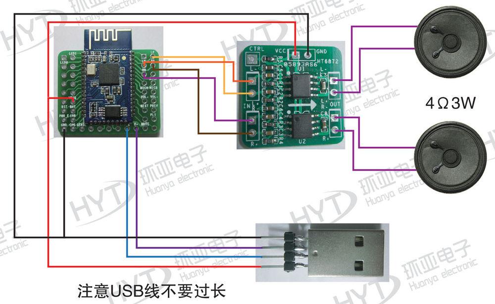 Usb sound wiring diagram soldering