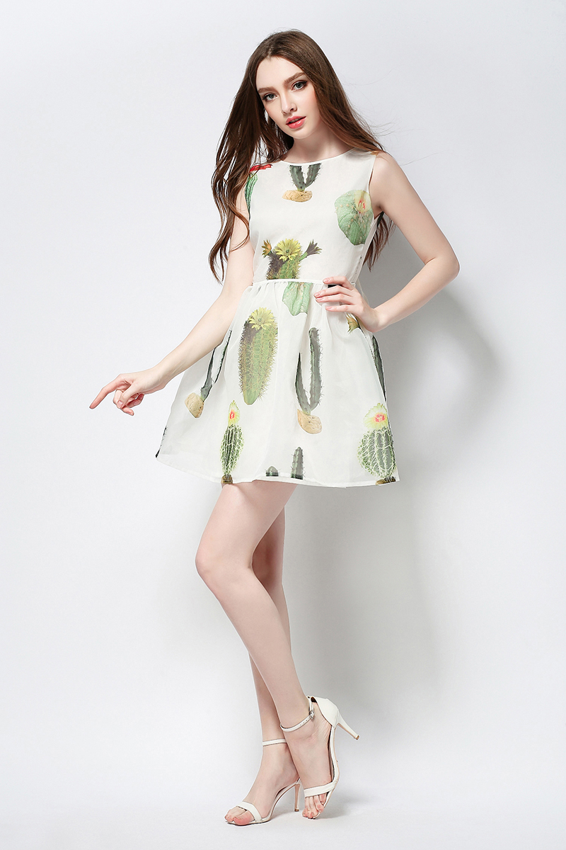 Teen fucked in dress