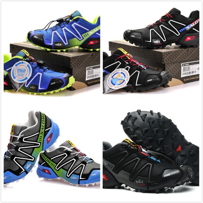 zapatos salomon speedcross 7 mujeres