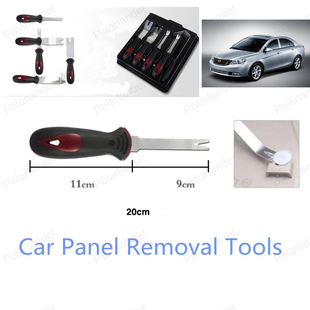 2016 новых автомобилей панели удаления инструмента-автомобилей ремонт комплект инструментов комплект инструментов 5 шт./компл. высокое качество
