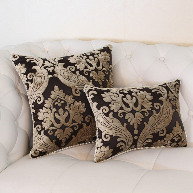 Discount Throw Pillow Covers Cheap Euro Luxury Chair