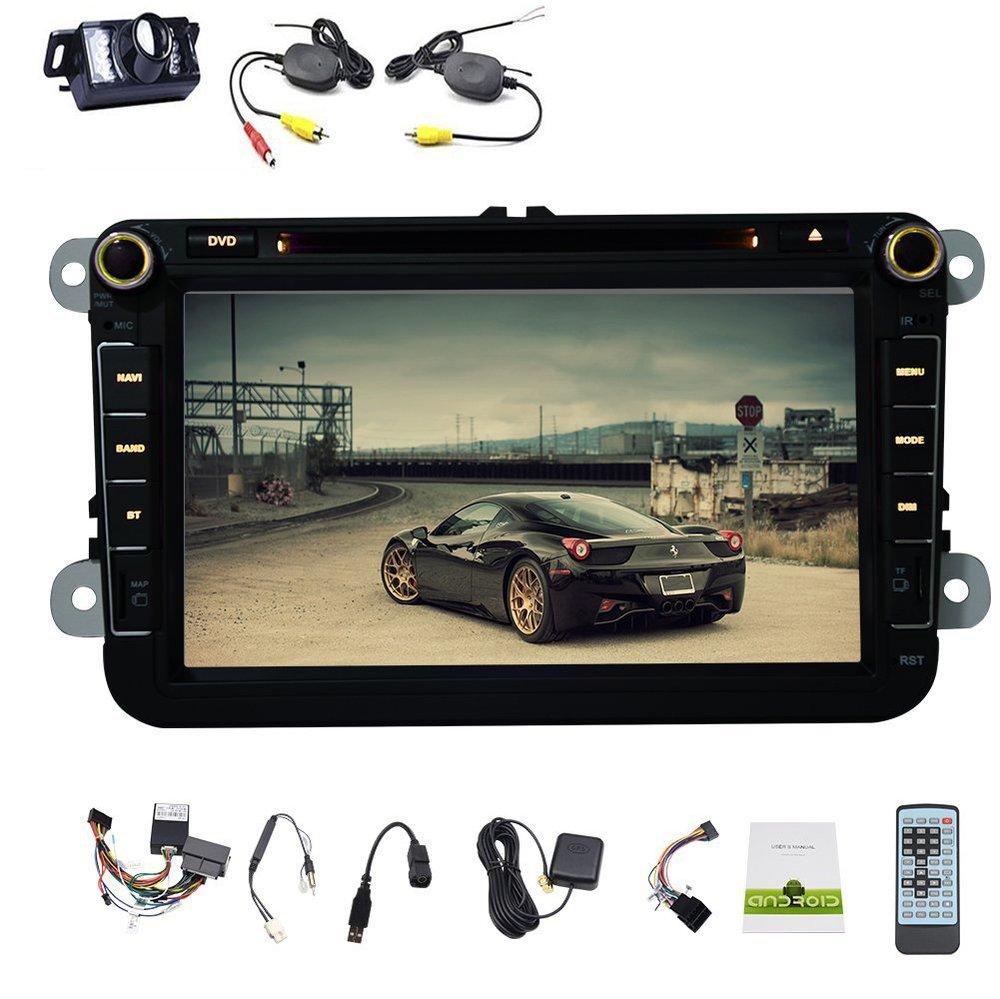 android 4 4 car dvd player for vw golf bora passat cc car. Black Bedroom Furniture Sets. Home Design Ideas