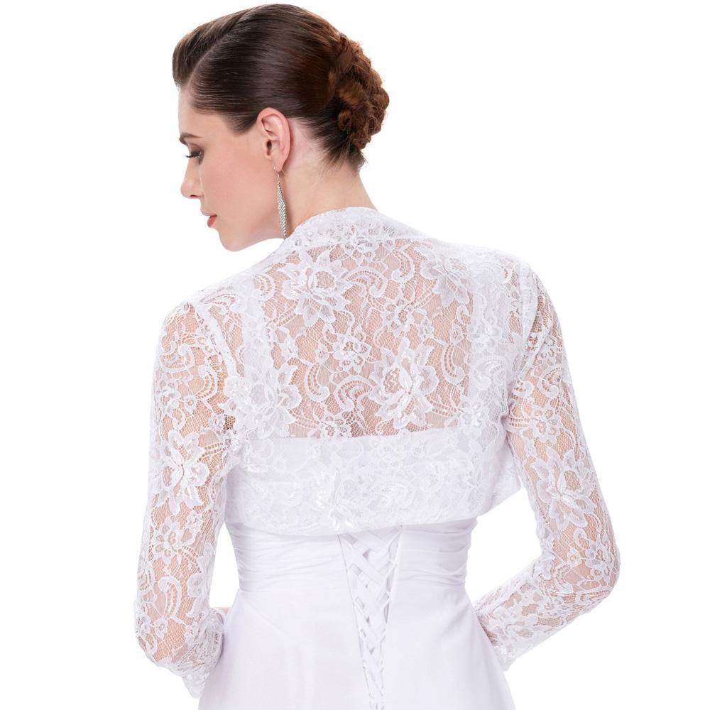 Online Get Cheap Bridal Lace Bolero Jacket -Aliexpress.com ...
