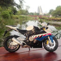 Collectible Vehicle Model Maisto 1 12 S1000RR Diecast Motorcycle Kids Toy Gift