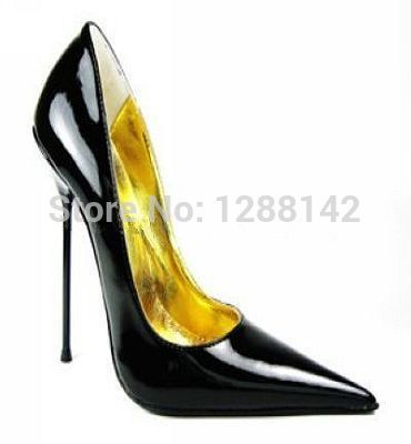 195 cm single sole stiletto heels 7