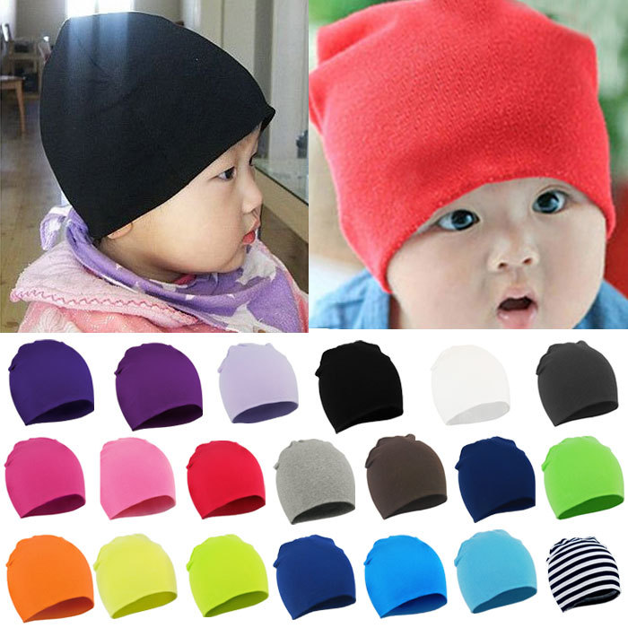 564f529c New Boy Girls Child Newborn Baby Infant Toddler Kids Cotton Cute Hat Beanie  Cap Free shipping ...