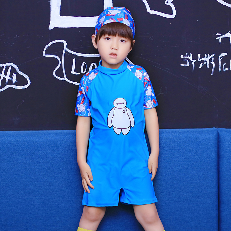 2f3dd4d3f9 Boys Rush Guards Cartoon Kids Swimwear Cute Boys Swimwear Kids Swimsuits  Rush Guard Children Swimsuit 4 - 9 Years   Nice plus size clothing shop for  ...