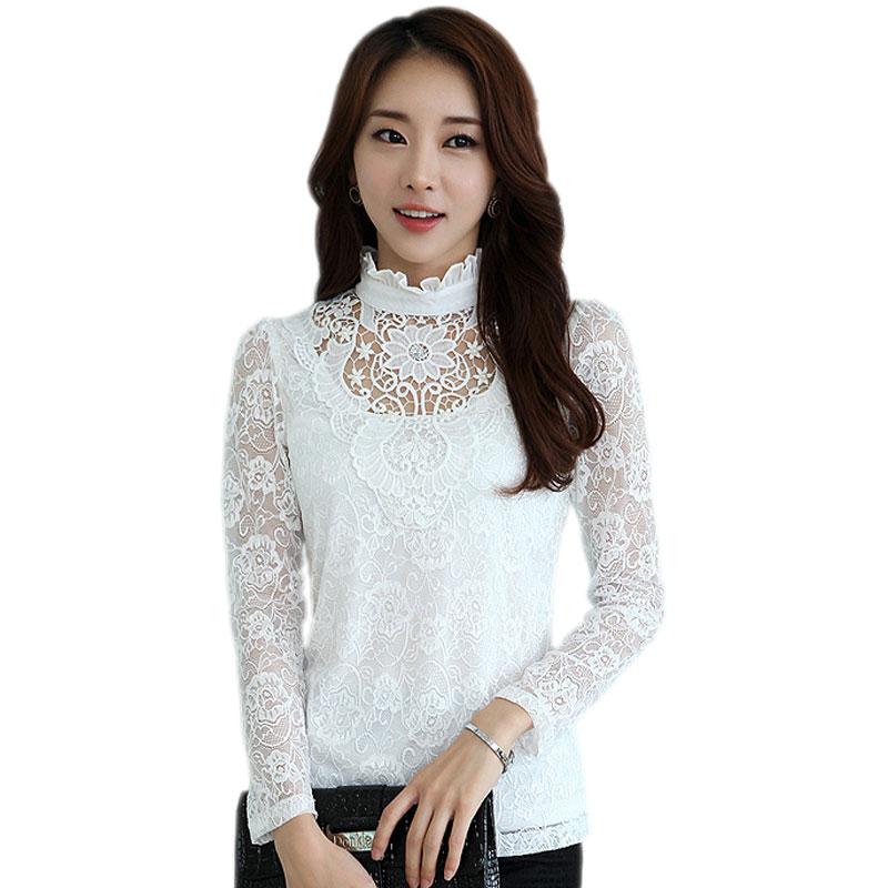 dbc1e97e291 Plus Size High Collar Blouse - Model Blouse Batik. Plus Size High Collar  Blouse Model Blouse Batik