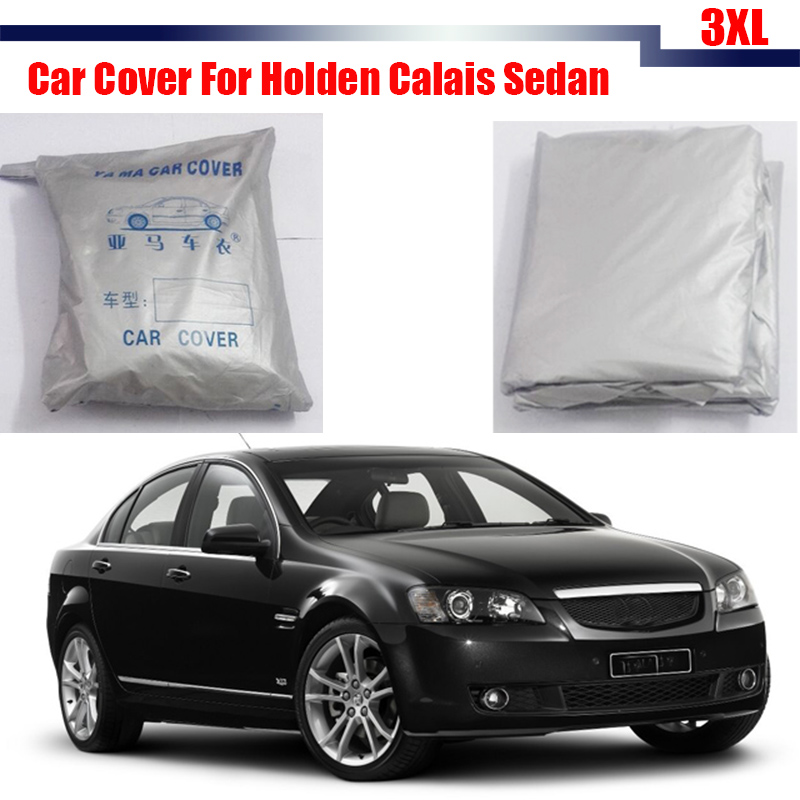 car cover for holden calais sedan auto outdoor sun shade snow rain resistant anti uv protector. Black Bedroom Furniture Sets. Home Design Ideas