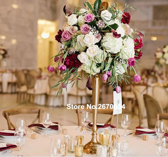 online get cheap tall vases for wedding centerpieces alibaba group. Black Bedroom Furniture Sets. Home Design Ideas