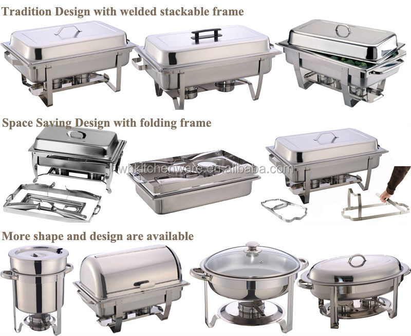 Restaurant Style Food Warmers