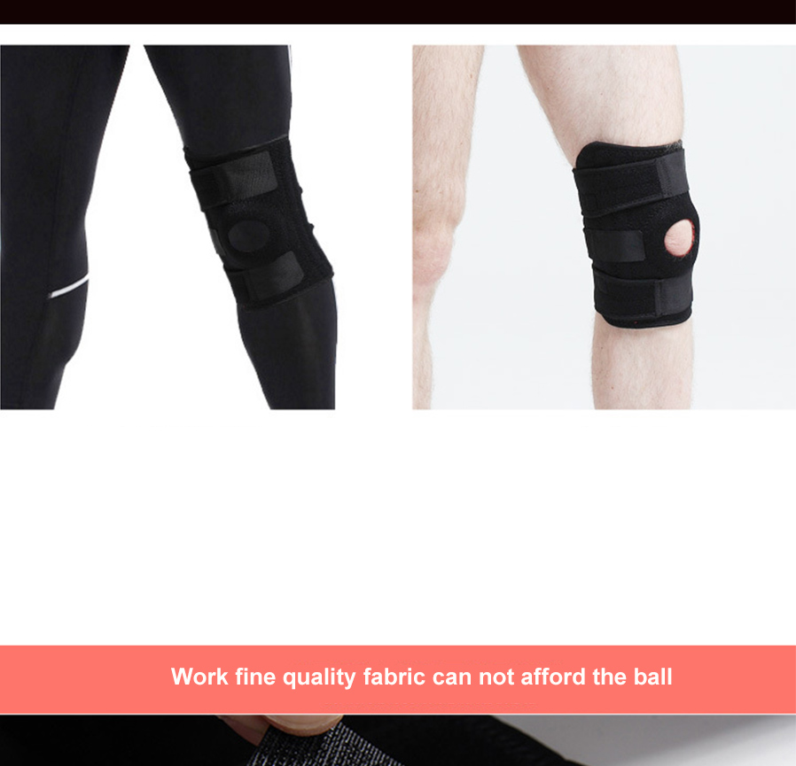 Analytical 1 Pcs Professional Adjustable Knee Support Strengthened Gel Knee Brace Strap Breathable Leg Knee Pads Scrub Bodys Treatmen Selected Material Bath & Shower Scrubs & Bodys Treatments