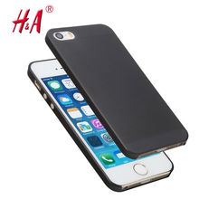 0.3mm Ultra thin matte Case cover skin for iPhone 5 5S Translucent slim Soft plastic Free Shipping Cellphone Phone case