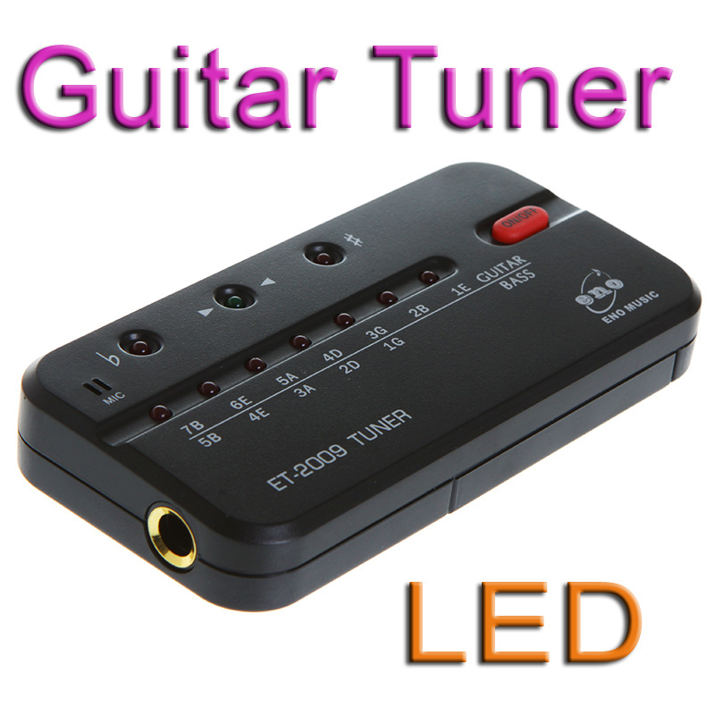 digital electric acoustic guitar bass string tuner i3 free shipping in guitar parts. Black Bedroom Furniture Sets. Home Design Ideas