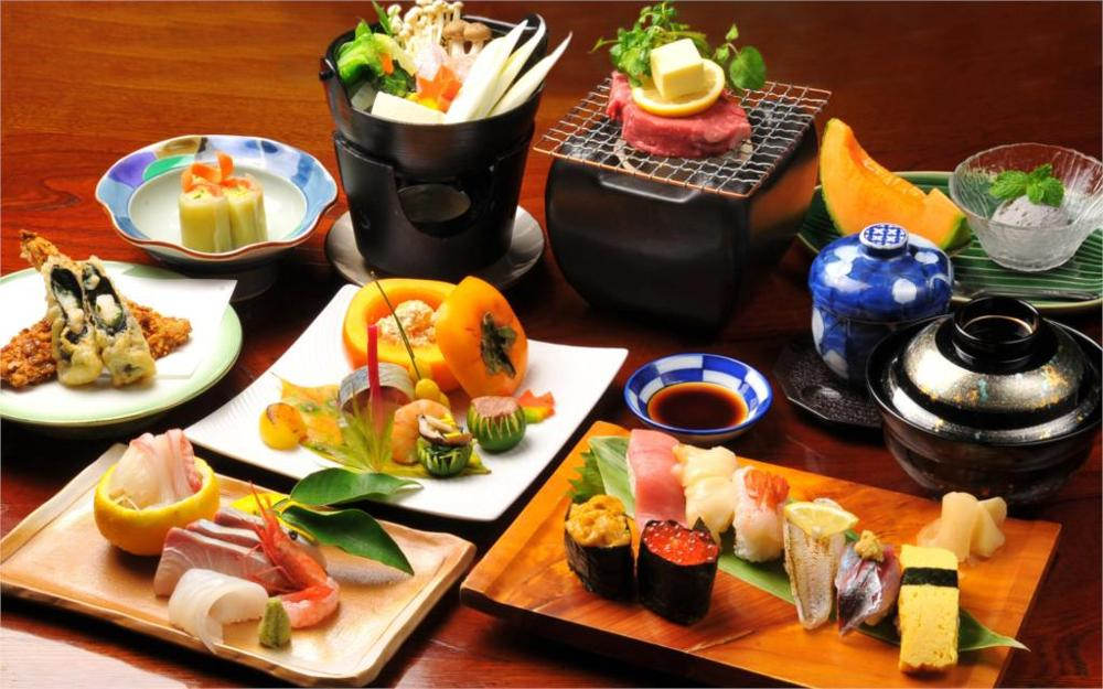 Food <font><b>asian</b></font> oriental sushi fishes 4 Sizes <font><b>Home</b></font> <font><b>Decor</b></font> Canvas Poster Print