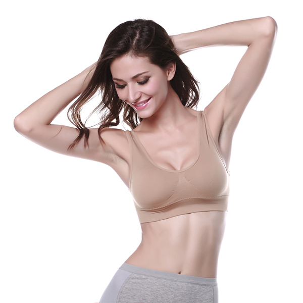 54536285cd147 Detail Feedback Questions about Women Ladies Stretch Vest Bras Tops ...