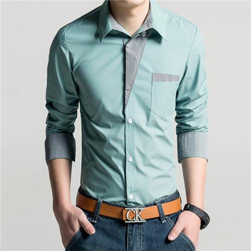 New Formal Shirt Design For Men 2013 2014 New Dress ...