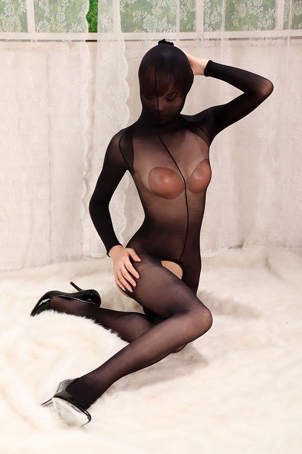 Bodystocking Bondage 41