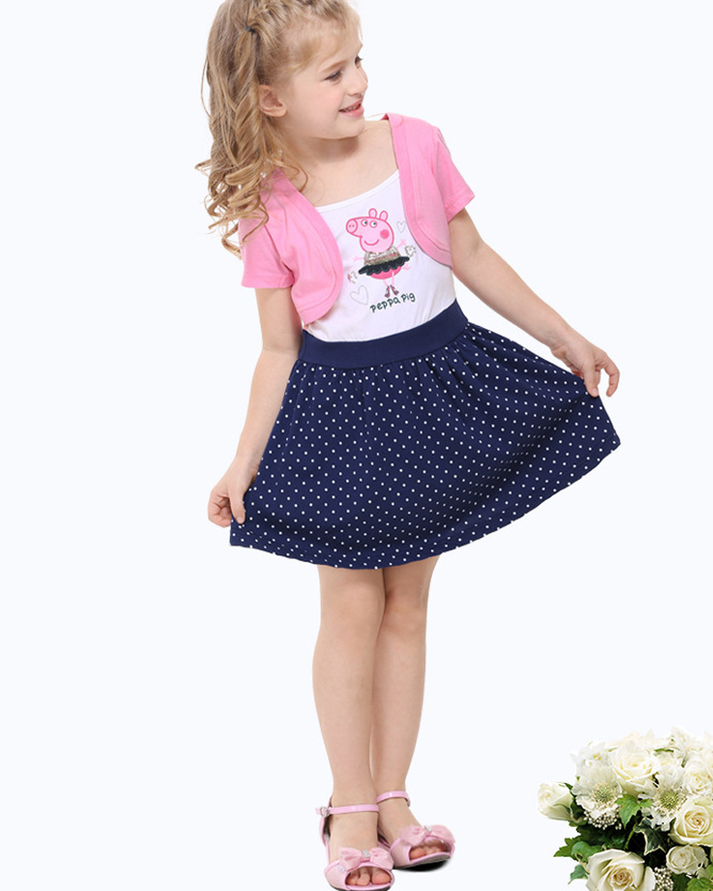 At Gymboree, our girls clothes are a perfect fit for childhood memories in the making, from soft tees, shorts and leggings for new adventures, to hand-me-down-worthy dresses for special occasions. Prep for picture day with pretty tops and skirts.