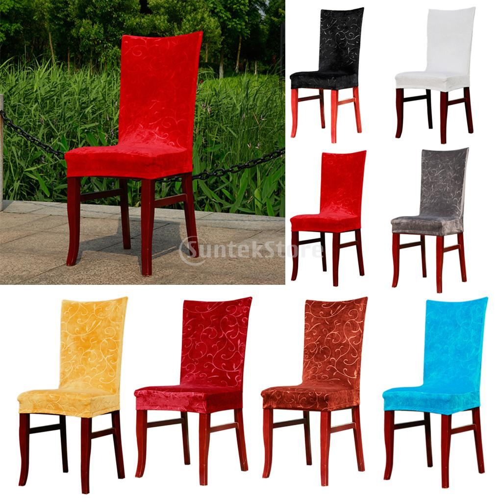 Slipcovers For Dining Room Chair Seats Fabric Dining Chair Covers Dining Room Decorate Spandex