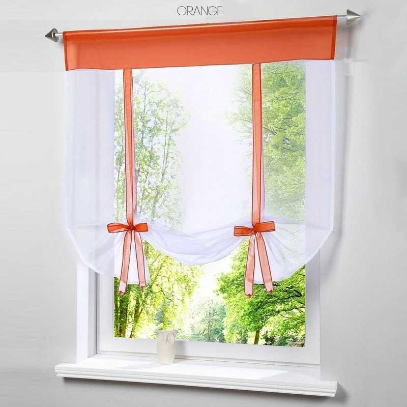 Занавески из тюля с летящим окном, занавески для кухни, перегородка для гостиной, прозрачная занавеска, занавески, оконная вуаль(Китай)